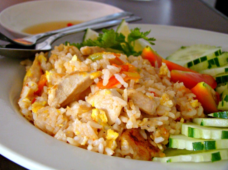 thai fried rice 2